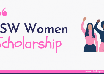 Isw International Scholarship For Women 2021