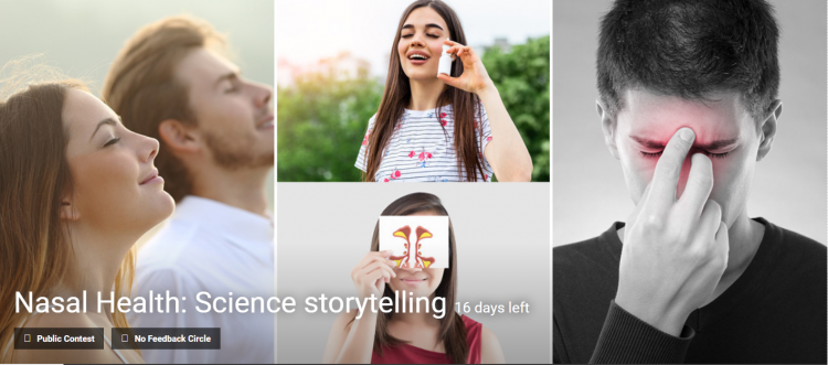 Nasal Health Science Storytelling Competition