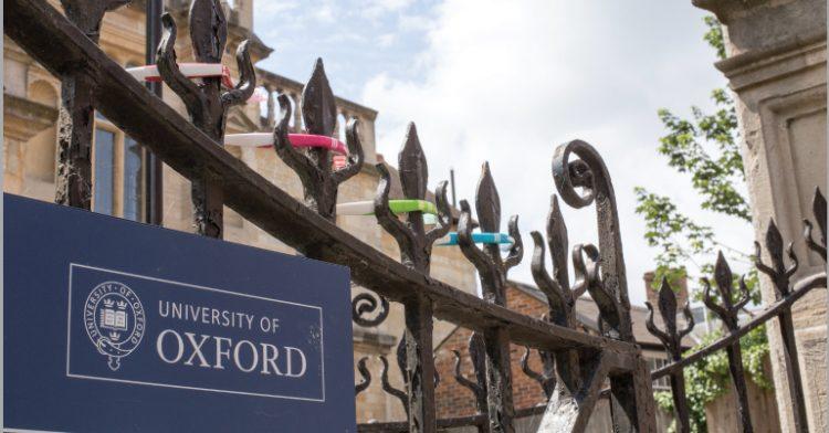 Reach Oxford