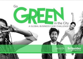 Schneider Go Green 2021 competition