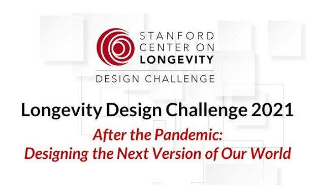 Stanford Longevity Design Challenge