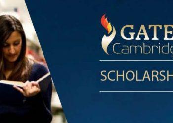 The Gates Cambridge Scholarship Programme