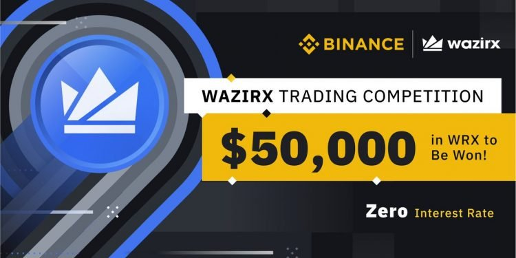 $50,000 To Be Won - Wazirx Trading Competition