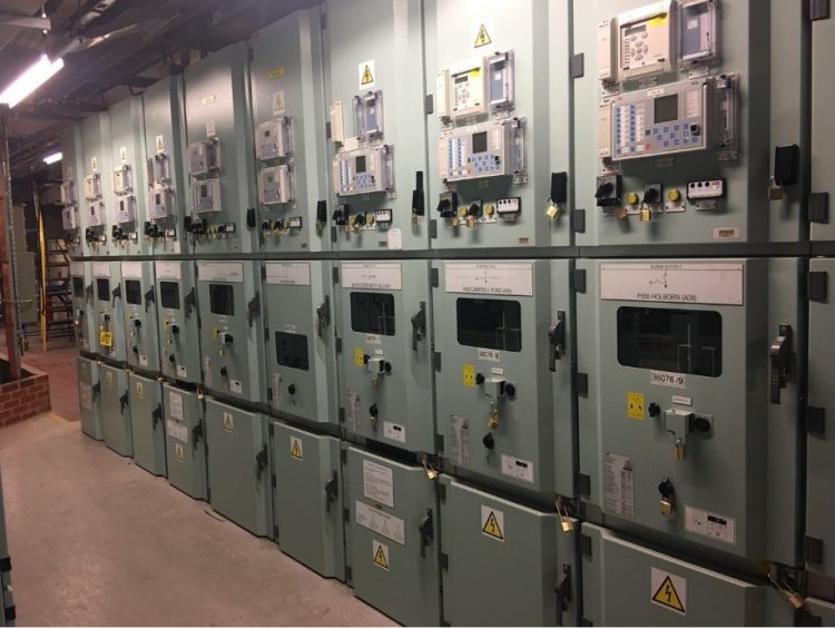 A2A Challenge Designing a Compact Underground Electrical Substation