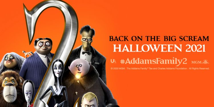 Addams Family 2: A Chance To Land A Voiceover Role In The New Movie