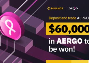 Binance Aergo Trading Competition - $60,000 In Aergo