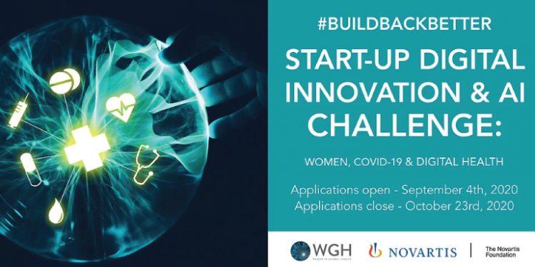Buildbackbetter startup innovation competition