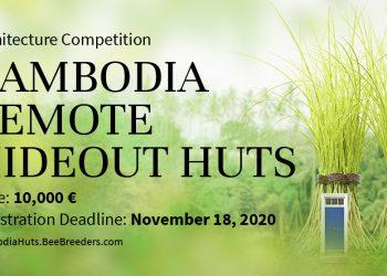 Cambodia Remote Hideout Huts Competition