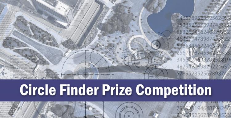 Circle finder prize