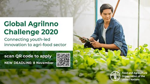 Connecting Youth To Agri-Food Sector Global Agriinno Challenge 2020