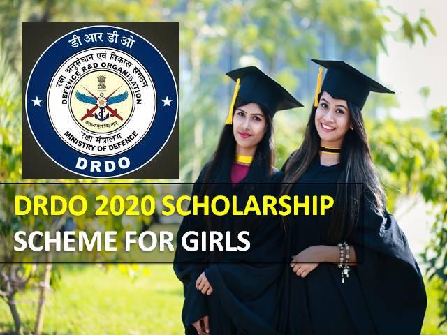 DRDO Scholarship Scheme