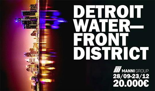 Detroit Waterfront District Competition