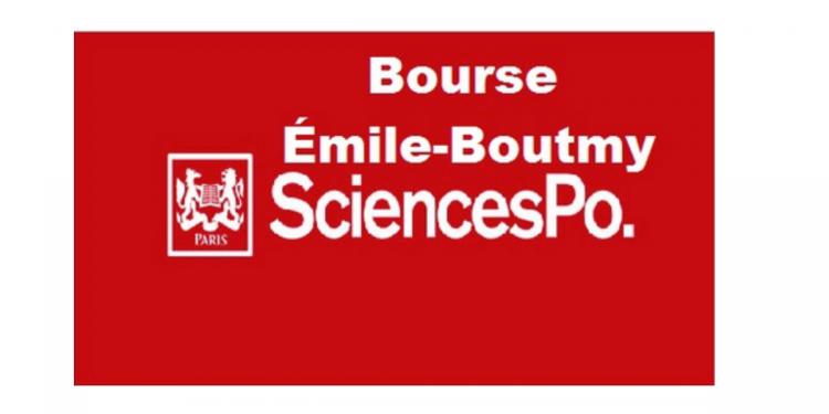 Emile Boutmy Scholarship