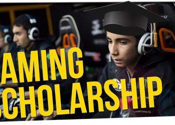 Gaming Scholarship Program $5000 Scholarship