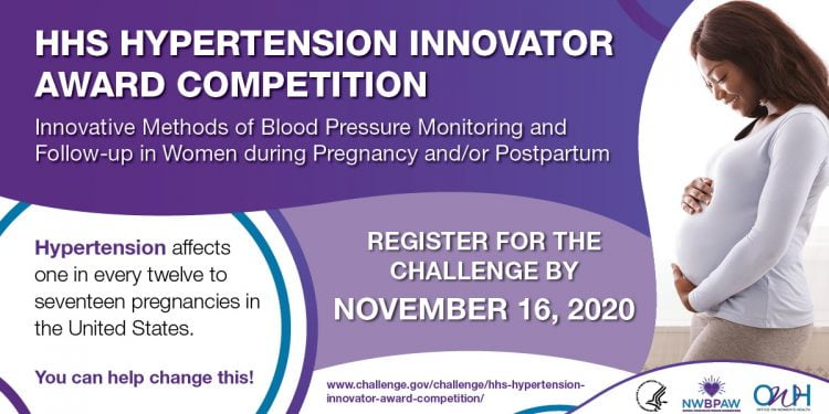 Hhs Hypertension Innovator Award Competition