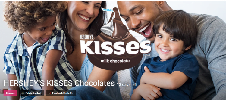 Hershey'S Kisses Chocolates Competition