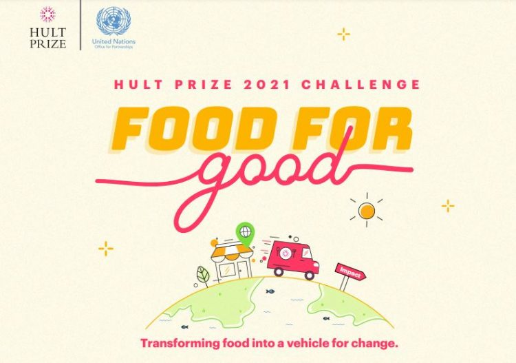 Hult Prize 2021 -Us$1 Million In Seed Capital Competition