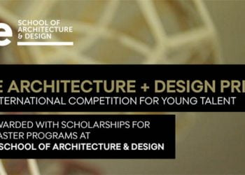 Ie Architecture+ Prize Competition