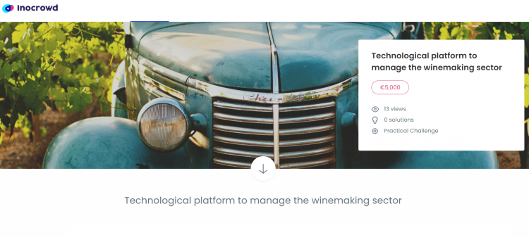 Technological Platform To Manage The Winemaking Innovation