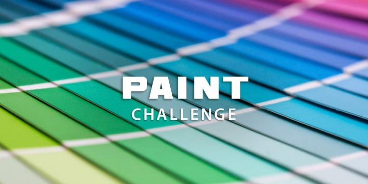 Instructables Contest - Paint Challenge