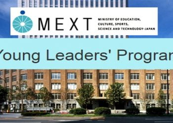Young Leaders Mext Scholarships Program 2021