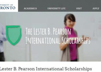 Lester B. Pearson Scholarship