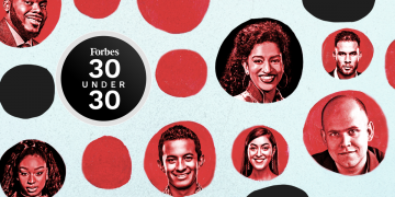 Nominations for class of 2021 Forbes 30 Under 30 Asia
