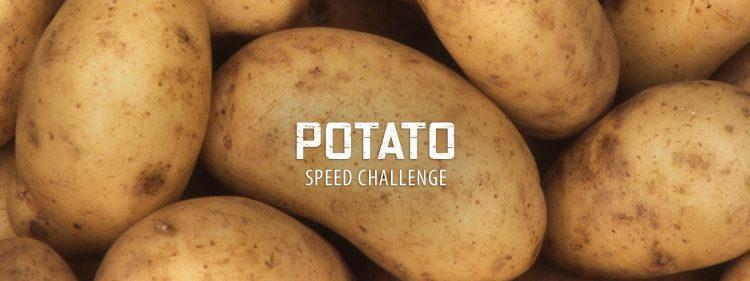 Potato Speed Challenge
