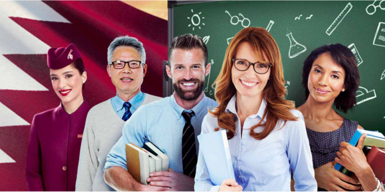 How to get Qatar Airways Complimentary Tickets for teachers 21,000