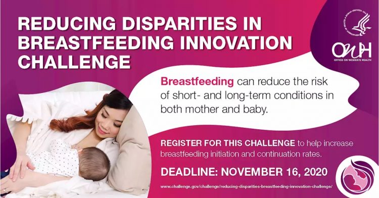 Reducing Disparities in Breastfeeding Innovation Challenge