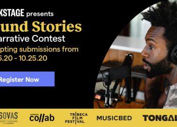 Sound Stories A Narrative Contest