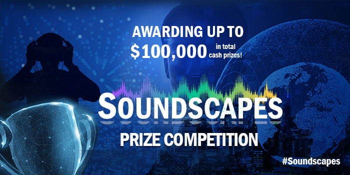 Soundscapes Competition By The National Geospatial-Intelligence Agency