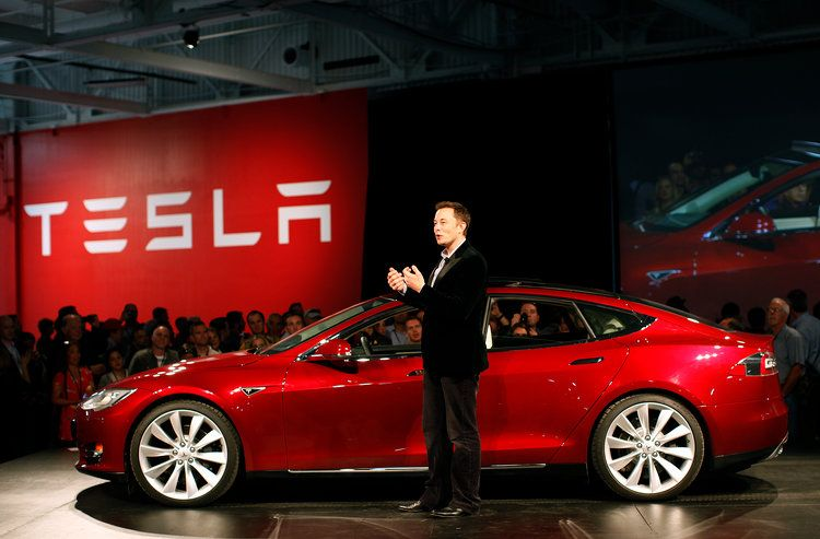 Tesla Internship
