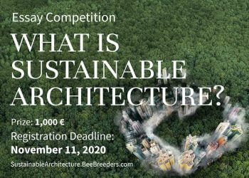 What Is Sustainable Architecture Essay Competition