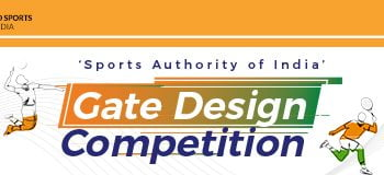 Gate Design Contest For Sports Authority Of India Under The Ministry Of Youth Affairs Sports