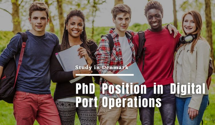 PhD position in Digital Port Operations and Sustainable RoRo Shipping
