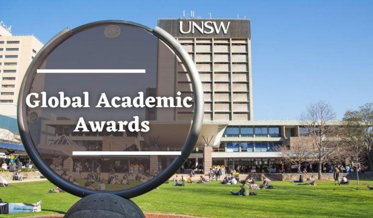 UNSW Global Academic Awards