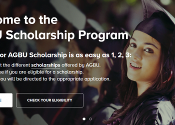 Agbu Scholarship Program