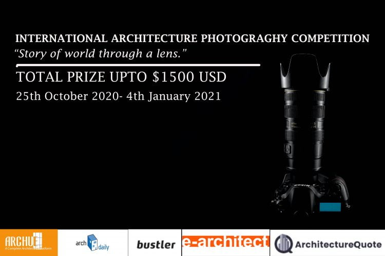 Archue International Architecture Photography Competition