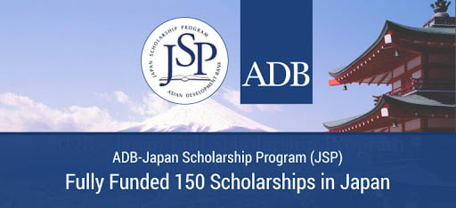 Asian Development Bank-Japan Scholarship Program (Adb-Jsp) 2021