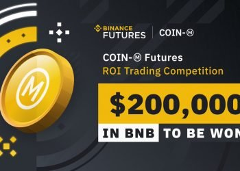 Binance Futures Roi Trading Competition