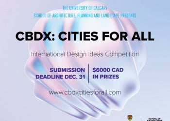 Cbdx: Cities For All International Design Ideas Competition