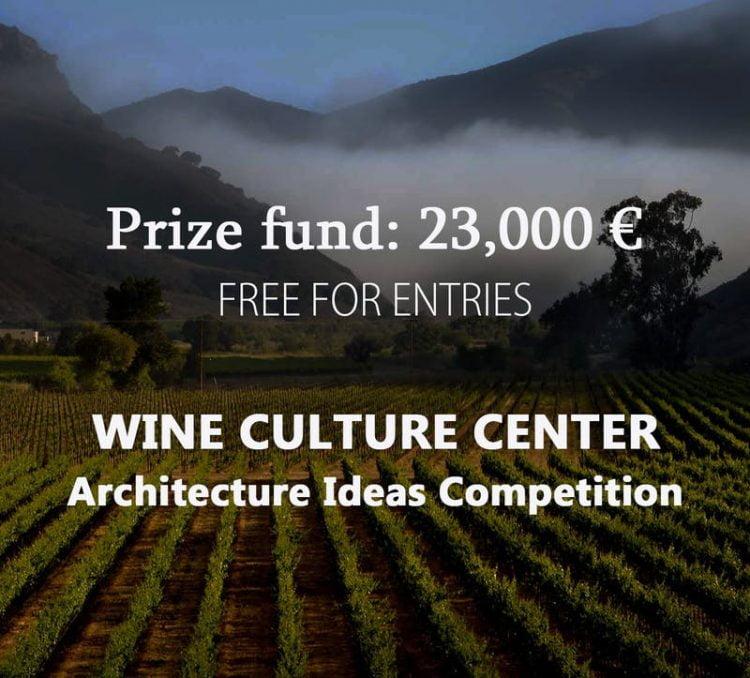 Crea Talents - Wine Culture Center Competition