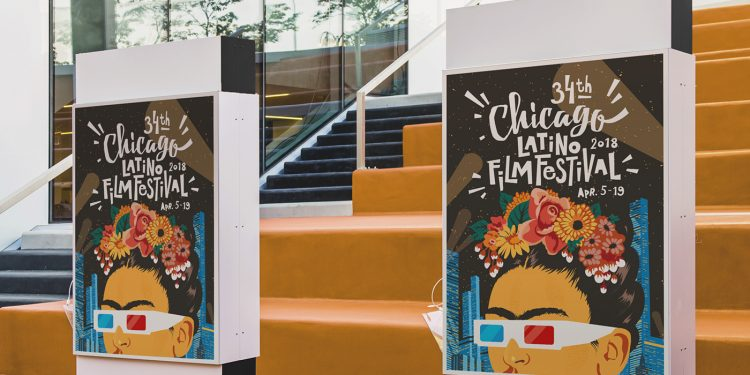 Chicago Latino Film Festival Poster Competition