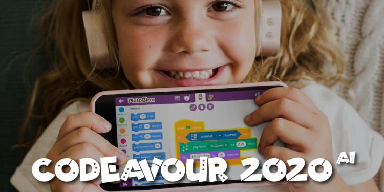 Codeavour 2020 Ai Organized ByStempedia