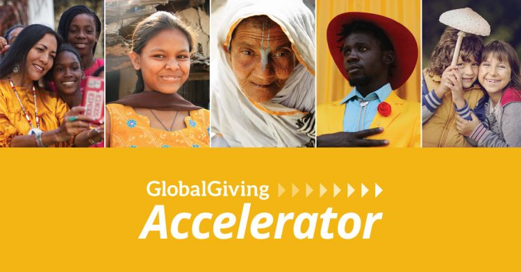 Globalgiving Accelerator Opportunity