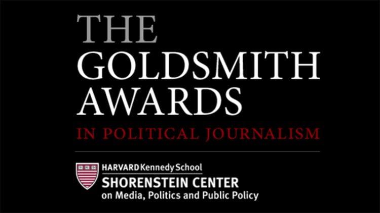 Goldsmith Award For Investigative Reporting 2021
