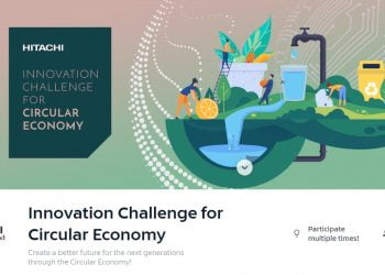 Hitachi Innovation Challenge For Circular Economy