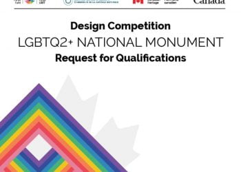 Lgbtq2 + National Monument Design Competition