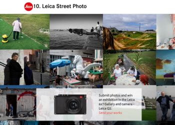 Leica Street Photo Contest